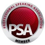 Professional Speaking Association member