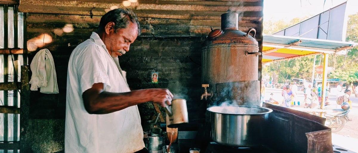 Soup, Jugaad and Chai