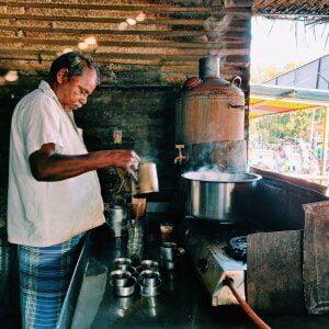making chai, jugaad and innovation